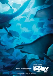 Finding Dory poster – Pixar